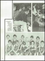 1982 Payson High School Yearbook Page 110 & 111