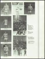 1982 Payson High School Yearbook Page 118 & 119
