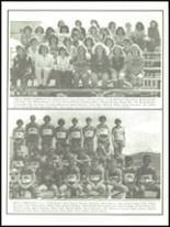 1982 Payson High School Yearbook Page 122 & 123