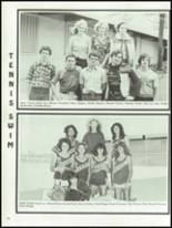 1982 Payson High School Yearbook Page 132 & 133