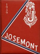 1959 Yearbook St. Joseph High School