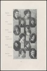 1928 Arlington High School Yearbook Page 16 & 17