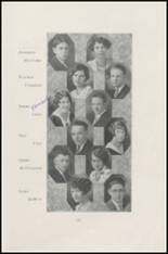 1928 Arlington High School Yearbook Page 18 & 19