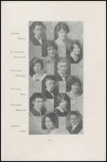 1928 Arlington High School Yearbook Page 20 & 21