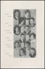 1928 Arlington High School Yearbook Page 22 & 23