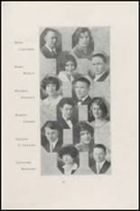 1928 Arlington High School Yearbook Page 24 & 25