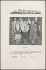 1928 Arlington High School Yearbook Page 76 & 77