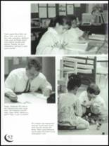 1995 Holland Hall High School Yearbook Page 56 & 57