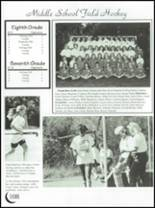 1995 Holland Hall High School Yearbook Page 112 & 113