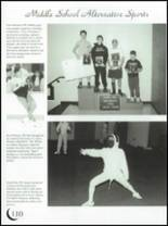 1995 Holland Hall High School Yearbook Page 114 & 115