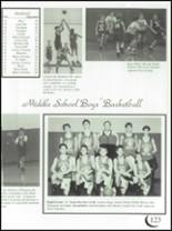 1995 Holland Hall High School Yearbook Page 126 & 127