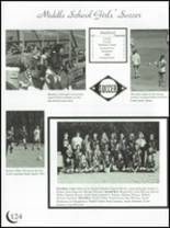 1995 Holland Hall High School Yearbook Page 128 & 129
