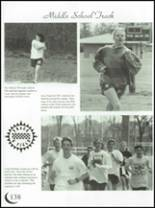 1995 Holland Hall High School Yearbook Page 142 & 143