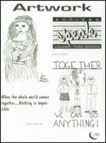1995 Holland Hall High School Yearbook Page 192 & 193