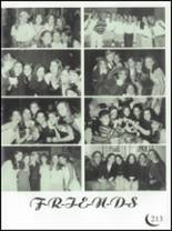 1995 Holland Hall High School Yearbook Page 214 & 215