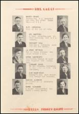 1938 West Point High School Yearbook Page 18 & 19