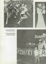 1974 East High School Yearbook Page 22 & 23