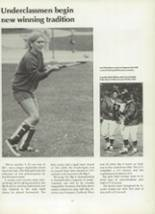 1974 East High School Yearbook Page 24 & 25