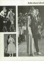 1974 East High School Yearbook Page 36 & 37