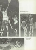1974 East High School Yearbook Page 38 & 39