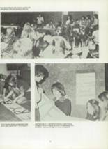 1974 East High School Yearbook Page 58 & 59