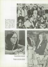 1974 East High School Yearbook Page 70 & 71
