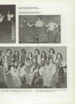 1974 East High School Yearbook Page 80 & 81