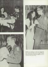 1974 East High School Yearbook Page 96 & 97