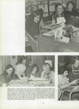 1974 East High School Yearbook Page 104 & 105