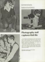 1974 East High School Yearbook Page 108 & 109