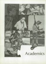 1974 East High School Yearbook Page 110 & 111