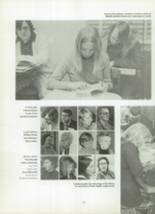 1974 East High School Yearbook Page 116 & 117