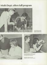 1974 East High School Yearbook Page 126 & 127