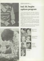 1974 East High School Yearbook Page 130 & 131