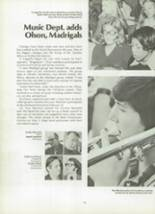 1974 East High School Yearbook Page 138 & 139