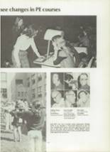 1974 East High School Yearbook Page 140 & 141
