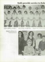 1974 East High School Yearbook Page 150 & 151