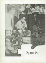 1974 East High School Yearbook Page 152 & 153