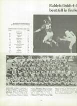 1974 East High School Yearbook Page 162 & 163