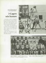 1974 East High School Yearbook Page 168 & 169