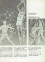 1974 East High School Yearbook Page 170 & 171