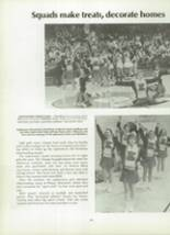 1974 East High School Yearbook Page 186 & 187
