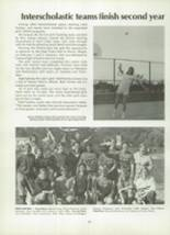 1974 East High School Yearbook Page 190 & 191