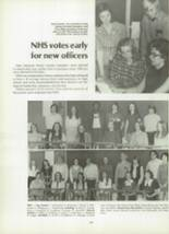 1974 East High School Yearbook Page 204 & 205