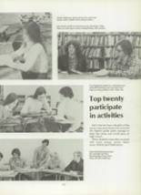 1974 East High School Yearbook Page 206 & 207