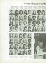1974 East High School Yearbook Page 216 & 217