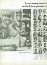 1974 East High School Yearbook Page 230 & 231