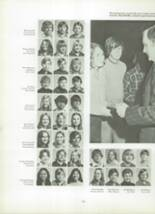1974 East High School Yearbook Page 234 & 235