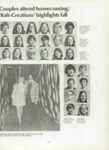 1974 East High School Yearbook Page 242 & 243