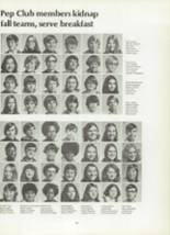 1974 East High School Yearbook Page 244 & 245